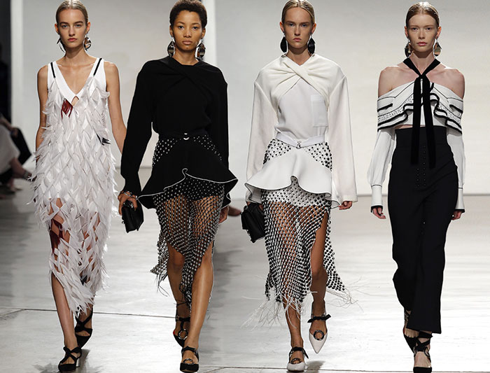 Proenza Schouler Spring/Summer 2016 Collection