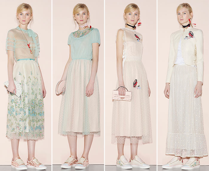 RED Valentino Spring/Summer 2016 Collection