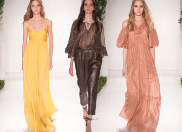 Rachel Zoe Spring/Summer 2016 Collection – New York Fashion Week