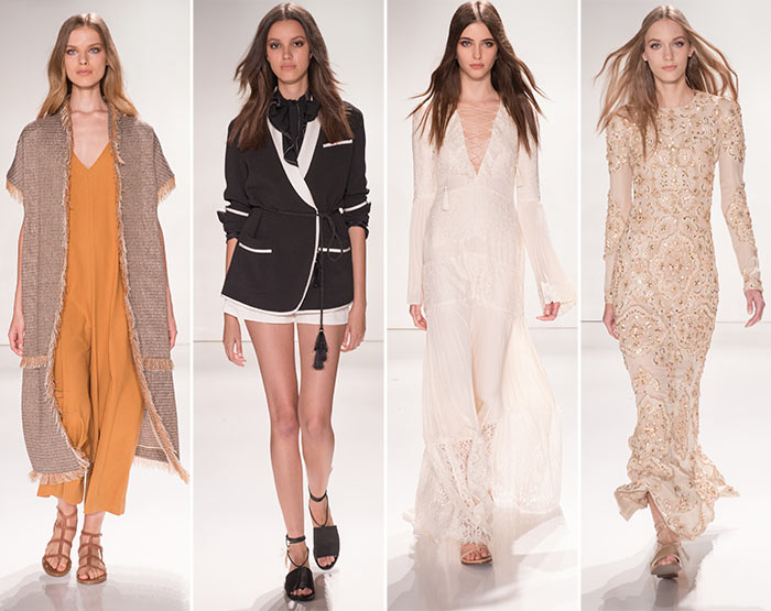 Rachel Zoe Spring/Summer 2016 Collection