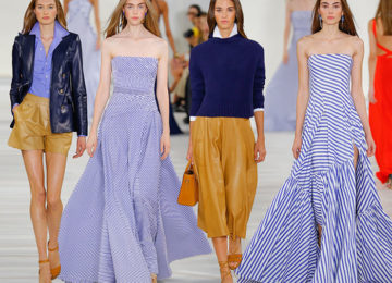 Ralph Lauren Spring/Summer 2016 Collection – New York Fashion Week