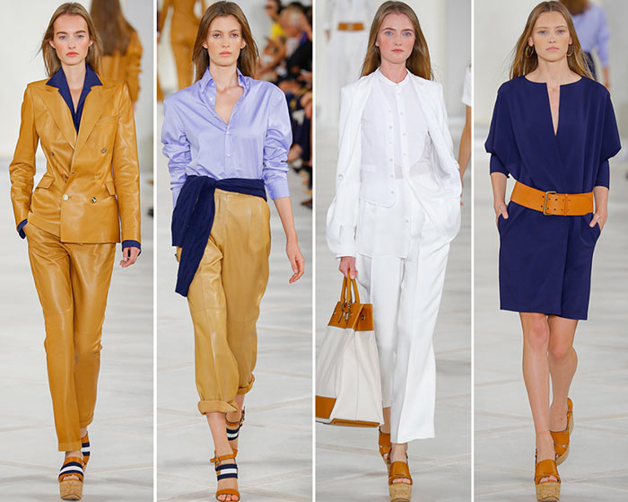 Ralph Lauren Spring/Summer 2016 Collection