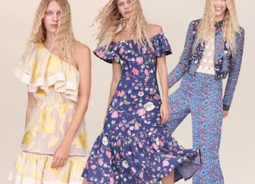 Rebecca Taylor Spring/Summer 2016 Collection – New York Fashion Week