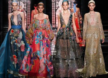 Reem Acra Spring/Summer 2016 Collection – New York Fashion Week