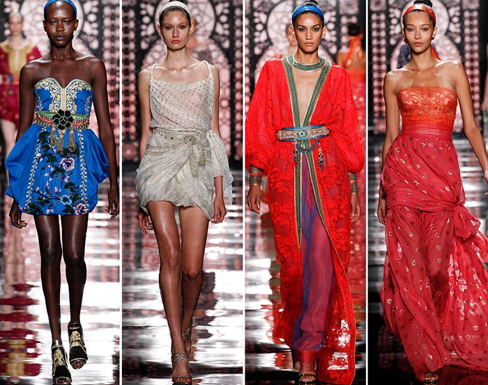 Reem Acra Spring/Summer 2016 Collection