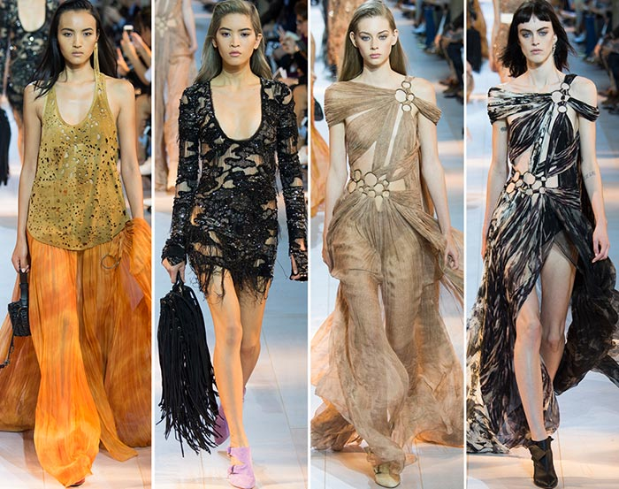 Roberto Cavalli Spring/Summer 2016 Collection