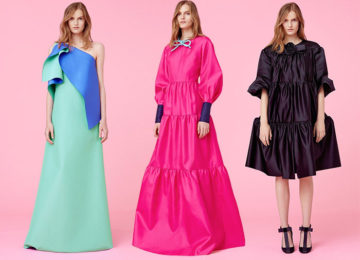 Roksanda Ilincic Designs 10 Dresses to Celebrate a Decade