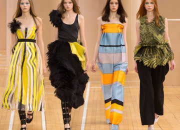Roksanda Spring/Summer 2016 Collection – London Fashion Week