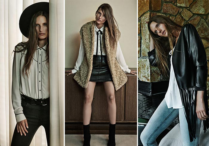 Stradivarius Fall 2015 Ad Campaign: My Name Is Cate