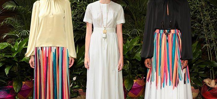 Tia Cibani Spring/Summer 2016 Collection – New York Fashion Week