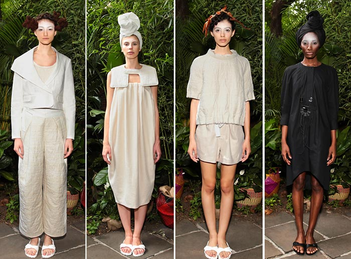 Tia Cibani Spring/Summer 2016 Collection