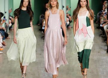 Tibi Spring/Summer 2016 Collection – New York Fashion Week