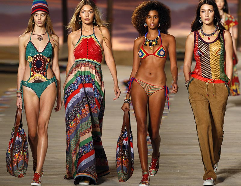 Tommy Hilfiger Spring/Summer 2016 Collection