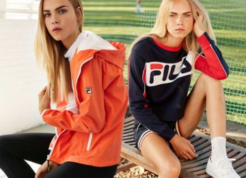 Urban Outfitters x Fila Collab Is Already Here