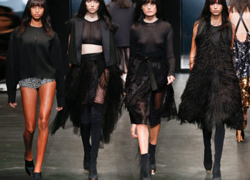 Vera Wang Spring/Summer 2016 Collection – New York Fashion Week