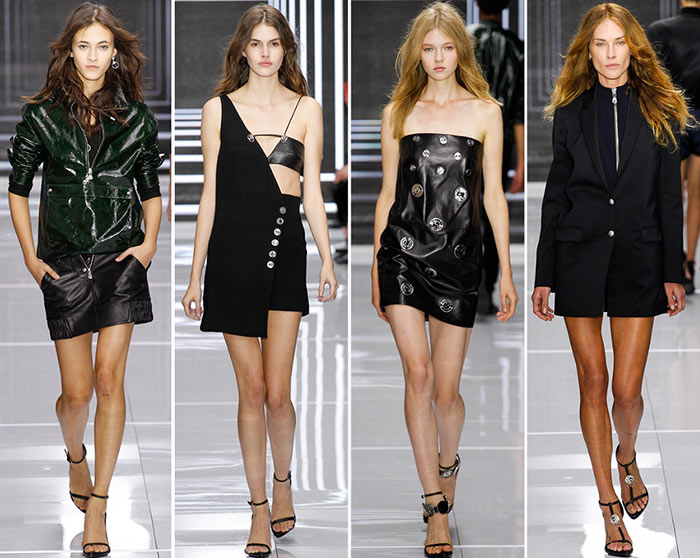 Versus Versace Spring/Summer 2016 Collection