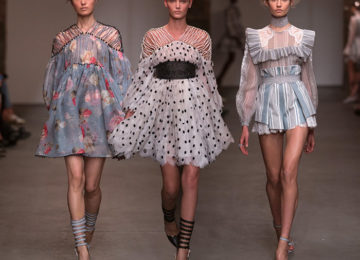 Zimmermann Spring/Summer 2016 Collection – New York Fashion Week