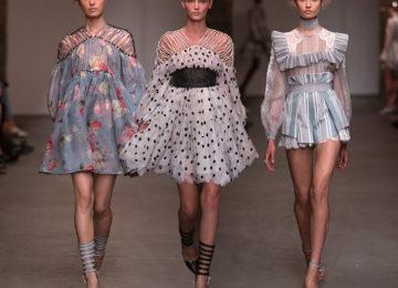 Zimmermann Spring/Summer 2016 Collection – New York Fashion Week
