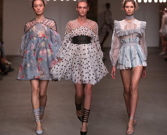 Zimmermann Spring Summer 2016 Collection New York