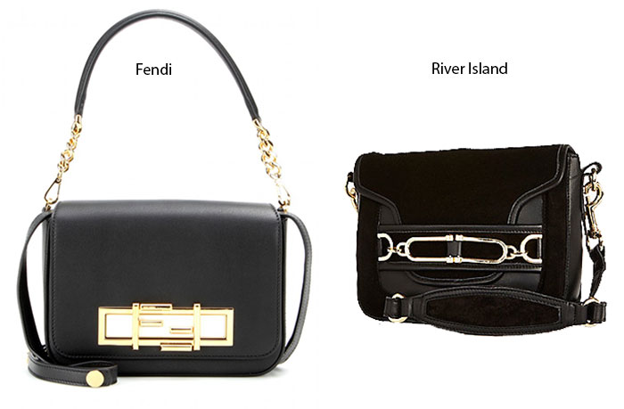 5 Cool Designer Bags for Fall 2015: Fendi 3Baguette Bag