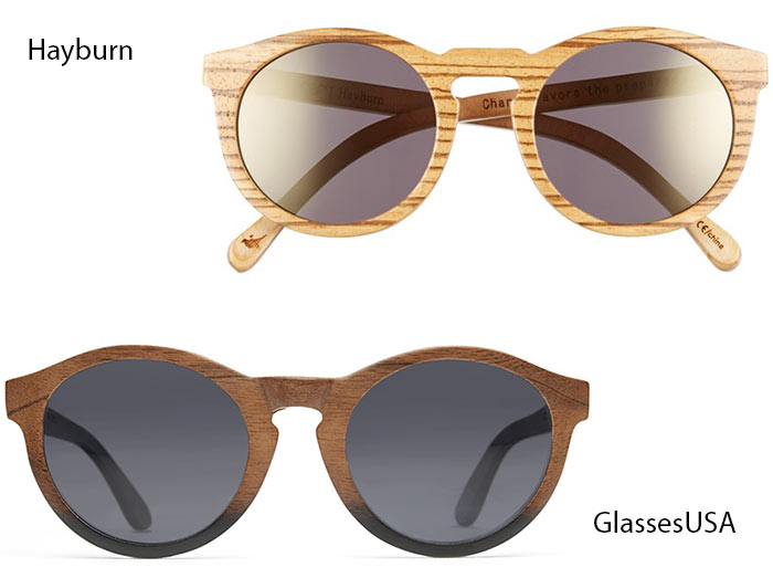 Trendiest Glasses With Their Alternate Affordable Options : Hayburn