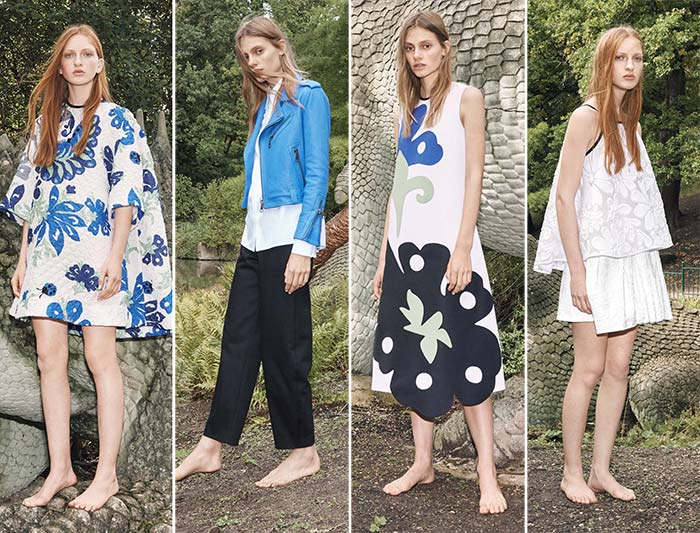 Victoria by Victoria Beckham Spring/Summer 2016 Collection