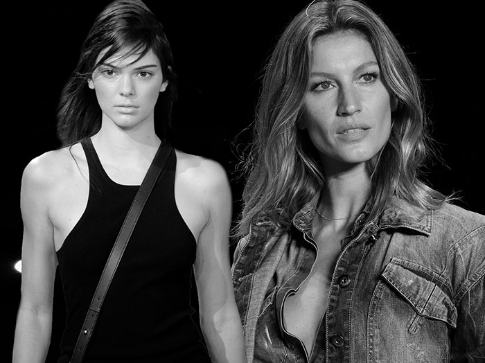 World's Highest Paid Supermodels 2015: Gisele Bundchen, Kendall Jenner