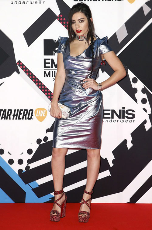 2015 MTV Europe Music Awards Celebrity Style: Charli XCX