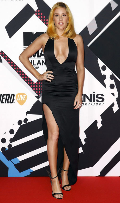 2015 MTV Europe Music Awards Celebrity Style: Ellie Goulding