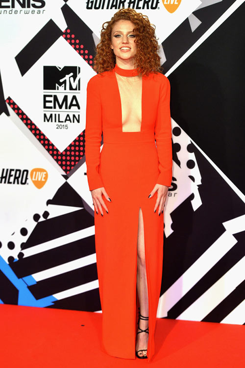 2015 MTV Europe Music Awards Celebrity Style: Jess Glynne