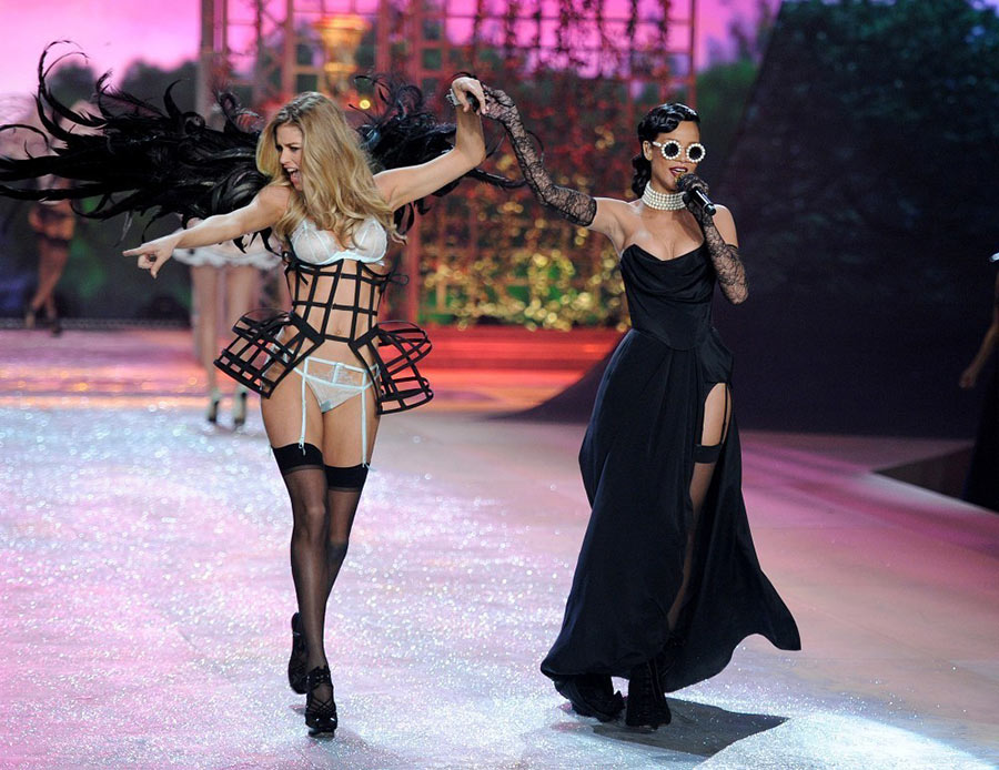 Victoria's Secret 2015 Show Performers Announced