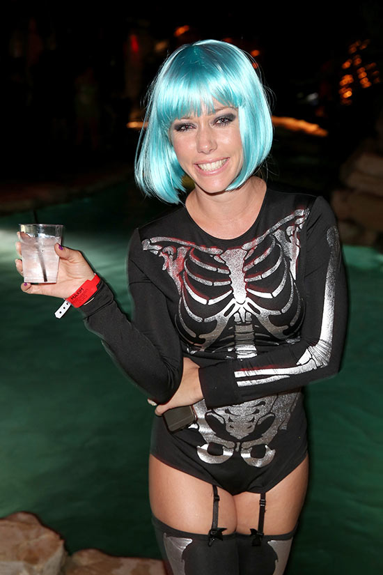 Celebrity Halloween Costumes 2015: Kendra Willkinson