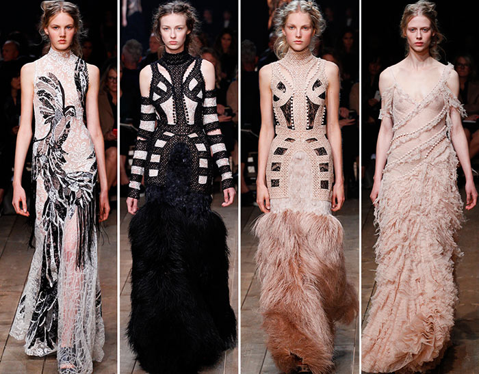 Alexander McQueen Spring/Summer 2016 Collection