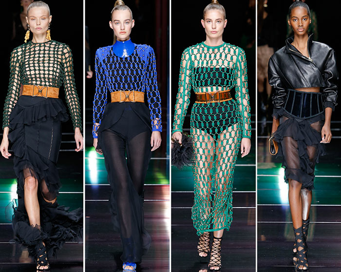 Balmain Spring/Summer 2016 Collection