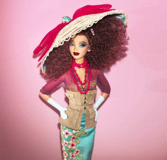 Barbie Exhibition In Milan