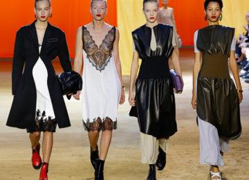 Celine Spring/Summer 2016 Collection – Paris Fashion Week