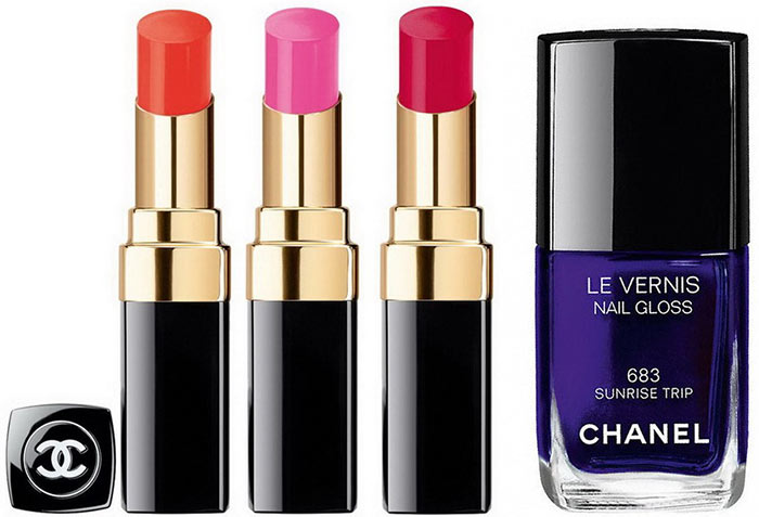 Chanel LA Sunrise Spring 2016 Makeup Collection