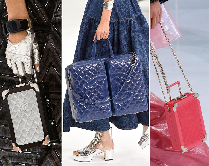 Chanel's Spring 2016 Travel-Friendly Accessories