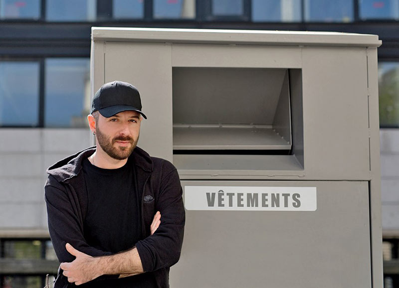 Balenciaga Names Vetements' Demna Gvasalia as New Artistic Director