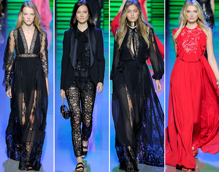 Elie Saab Spring/Summer 2016 Collection