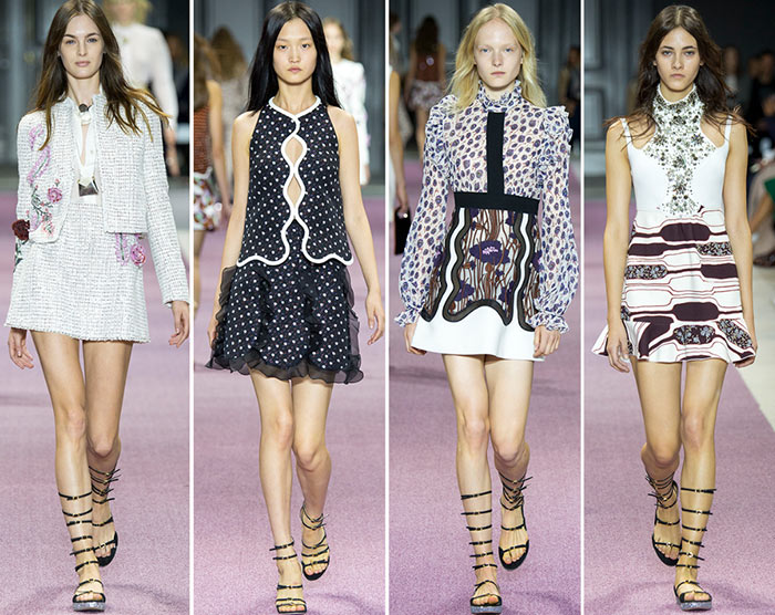 Giambattista Valli Spring/Summer 2016 Collection