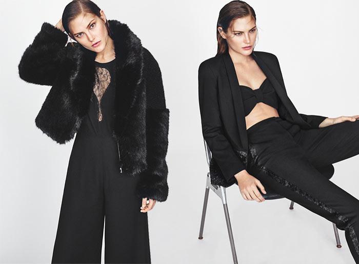 H&M Winter 2015-2016 Lookbook