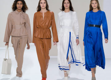 Hermes Spring/Summer 2016 Collection – Paris Fashion Week