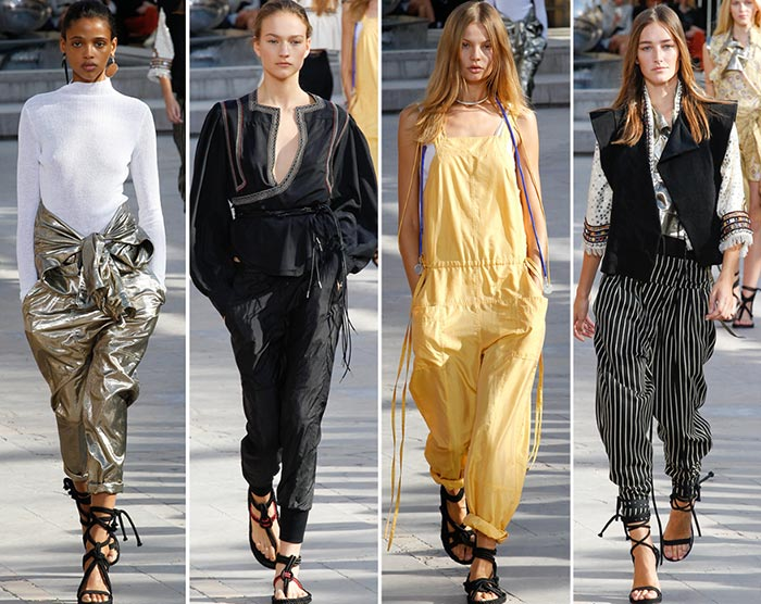 Isabel Marant Spring/Summer 2016 Collection
