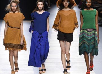 Issey Miyake Spring/Summer 2016 Collection – Paris Fashion Week