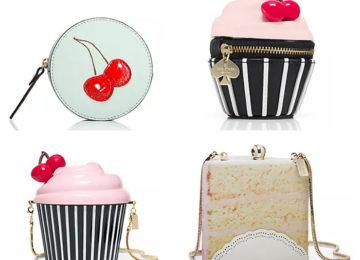 Kate Spade x Magnolia Bakery Delicious Bags