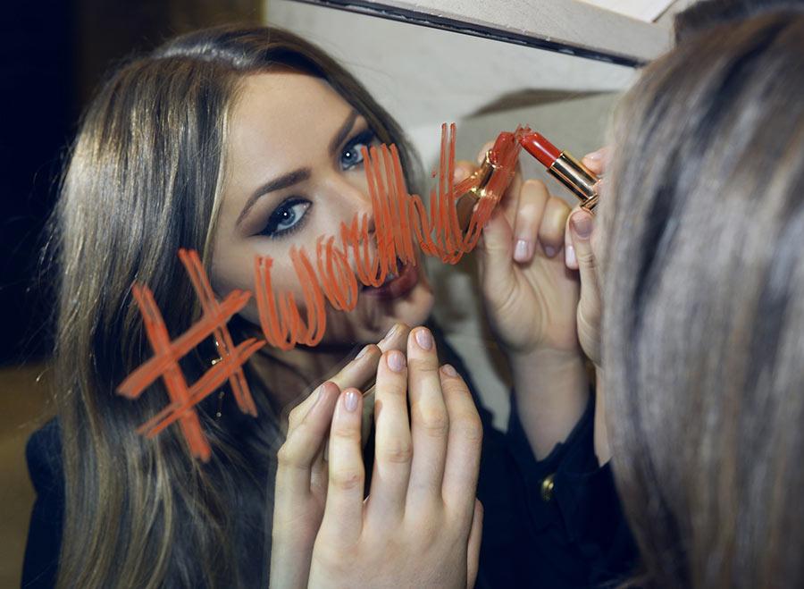 Kristina Bazan L'Oreal Paris Brand Ambassador