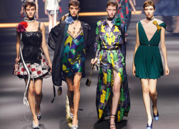 Lanvin Spring/Summer 2016 Collection – Paris Fashion Week