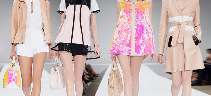 Longchamp Spring/Summer 2016 Collection – Paris Fashion Week