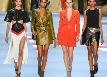 Mugler Spring/Summer 2016 Collection – Paris Fashion Week